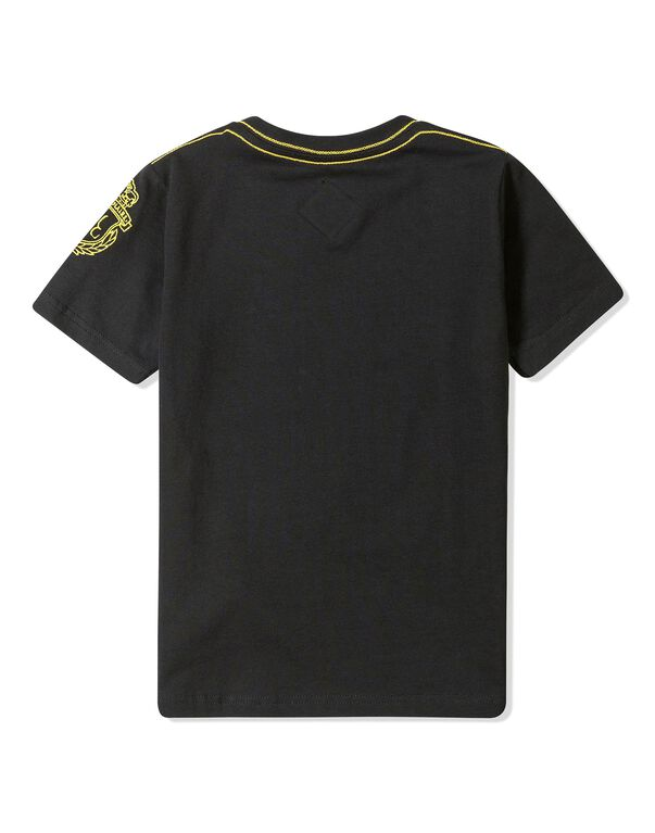 "T-shirt Round Neck SS ""Royal Blood"""