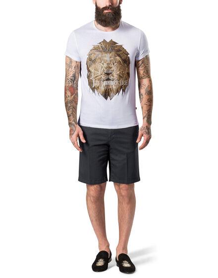 "T-shirt Round Neck SS ""035"""