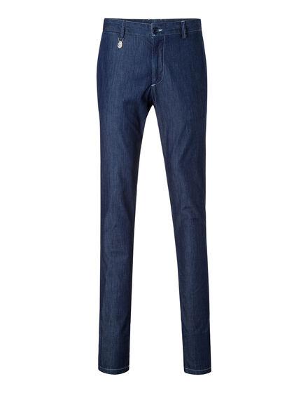 Long Trousers  slim Omer