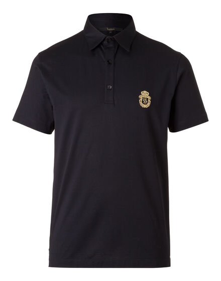 Polo shirt SS Merci