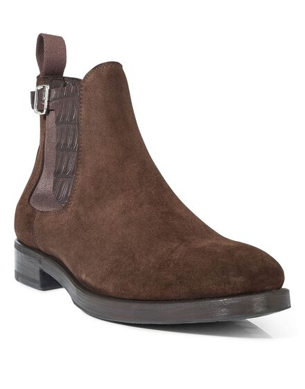Boots Low Flat norris