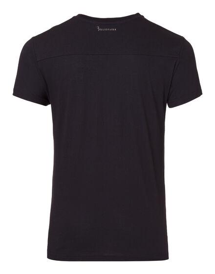 "T-shirt Round Neck SS ""036"""