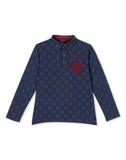 Polo shirt LS Adelgard