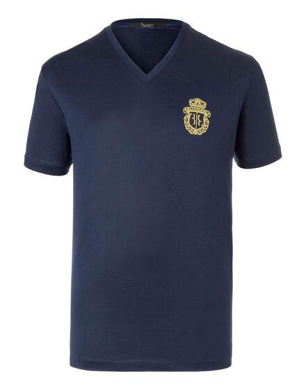 T-shirt V-Neck SS Free