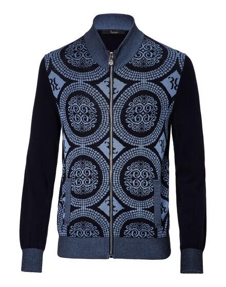 Pullover full zip Briac