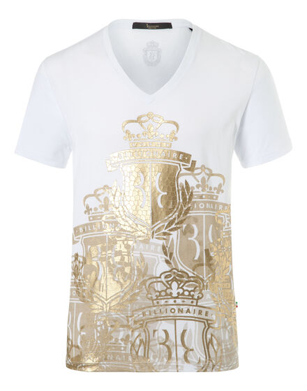 T-shirt V-Neck SS Daniels