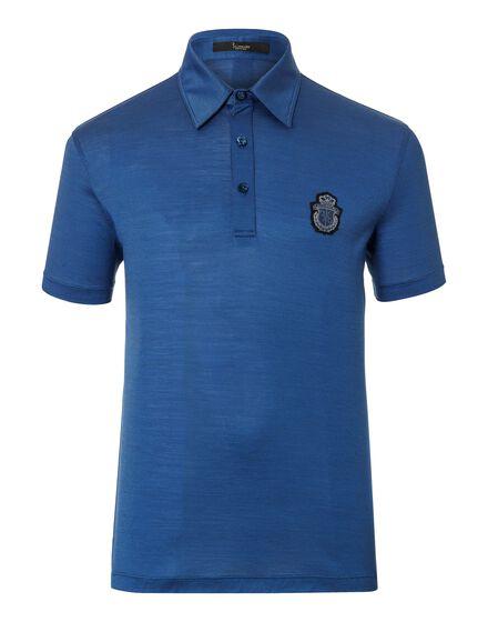 Polo shirt SS Smeraldo