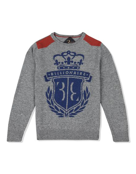 Pullover Round Neck LS Noble One