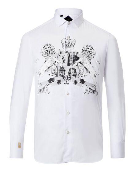 Shirt Silver Cut LS Kevin
