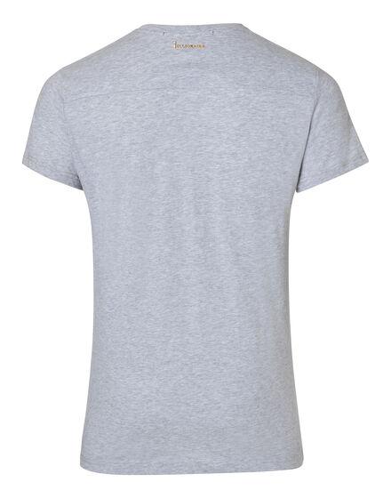 "T-shirt Round Neck SS ""039"""