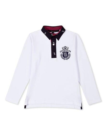Polo shirt LS Lordy