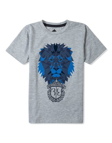 T-shirt Round Neck SS Royal Sky