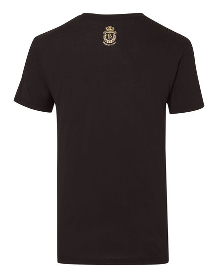"T-shirt Round Neck SS ""046"""