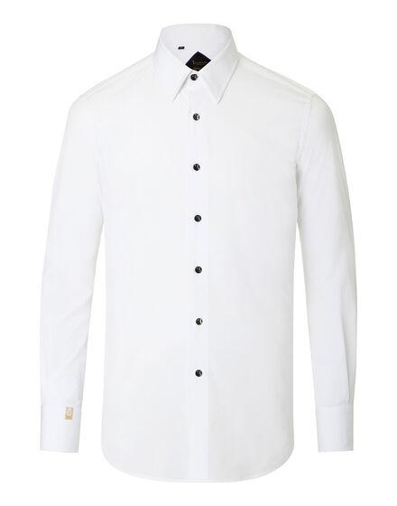 Shirt Silver Cut LS The one