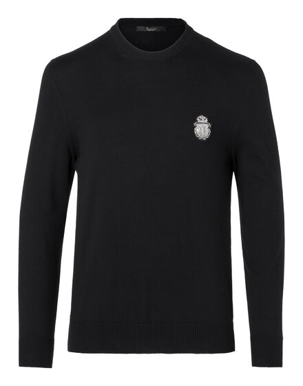Pullover Round Neck LS Out