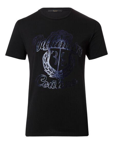 T-shirt Round Neck SS Print
