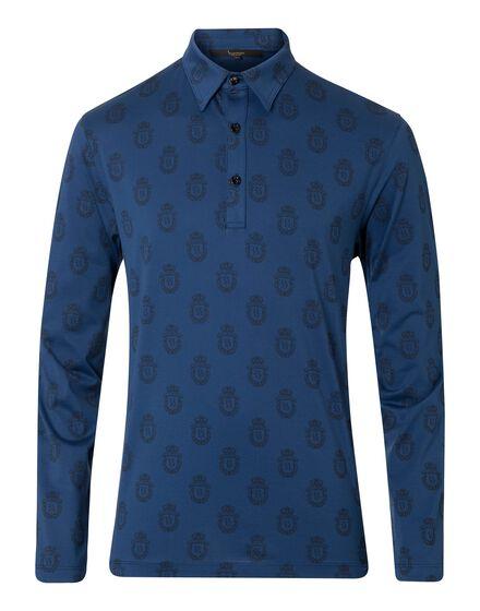 Polo shirt LS Robin