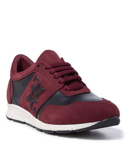 "Lo-Top Sneakers ""floriant"""