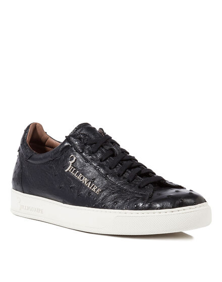 Lo-Top Sneakers Summer ten
