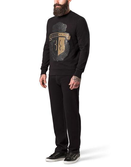 Sweatshirt Round Neck SS