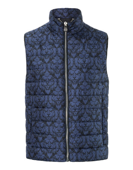 Down Jacket Vest Lonely