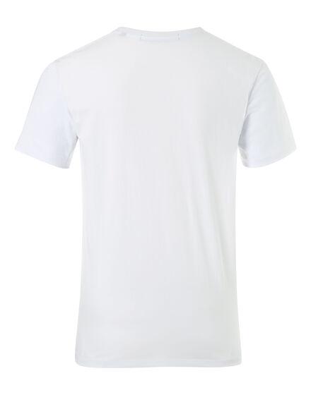 "T-shirt Round Neck SS ""Line"""