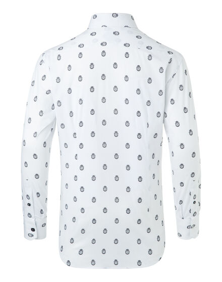 "Shirt Diamond Cut LS ""Barnes"""